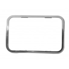 1969-1973 Clutch Pedal Pad Trim (Stainless)