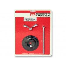 1964-1965 Spare Tire Mounting Kit Carriage (Bolt Style)
