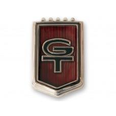 "1965 ""GT"" Fender Emblem"