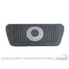 1965-1967 Brake Pedal Pad (Disc brakes, Auto)