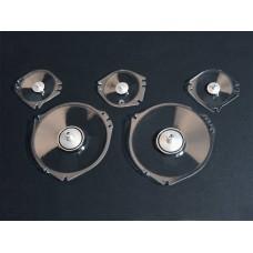 1967-1968 Instrument Lens Set (5 Pieces)